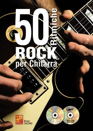 50 ritmiche rock per chitarra