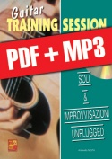 Guitar Training Session - Soli & improvvisazioni unplugged (pdf + mp3)