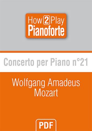 Concerto per piano n°21 (Secondo movimento) - Wolfgang Amadeus Mozart