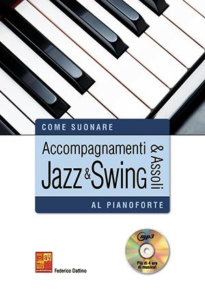 Accompagnamenti & assoli jazz & swing al pianoforte