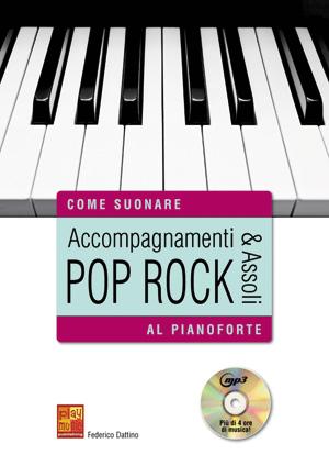 Accompagnamenti & assoli pop rock al pianoforte