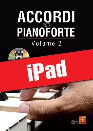 Accordi per pianoforte - Volume 2 (iPad)
