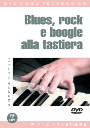 Blues, rock e boogie alla tastiera