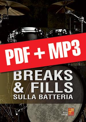 Breaks & fills sulla batteria (pdf + mp3)