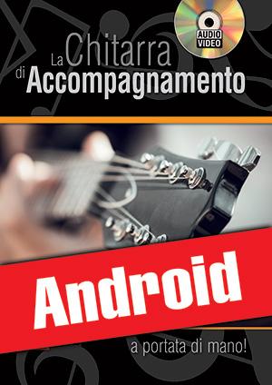 La chitarra di accompagnamento… a portata di mano! (Android)