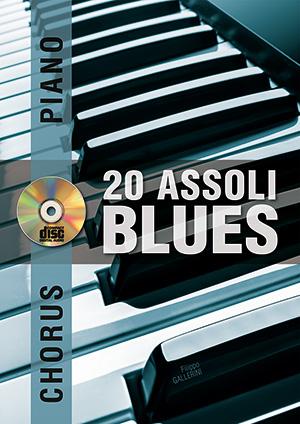 Chorus Pianoforte - 20 assoli blues