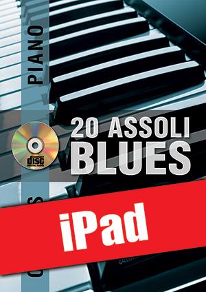 Chorus Pianoforte - 20 assoli blues (iPad)