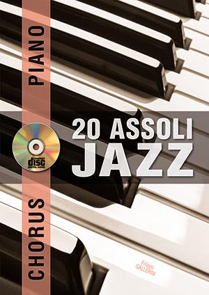 Chorus Pianoforte - 20 assoli jazz