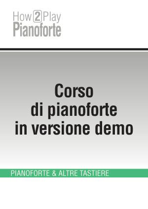 Corso di pianoforte in versione demo