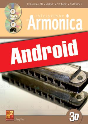 Iniziazione all'armonica in 3D (Android)
