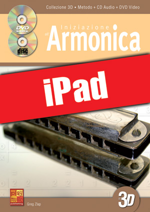 Iniziazione all'armonica in 3D (iPad)