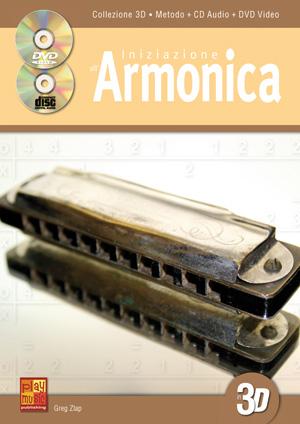 Iniziazione all'armonica in 3D