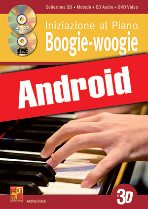 Iniziazione al piano boogie-woogie in 3D (Android)