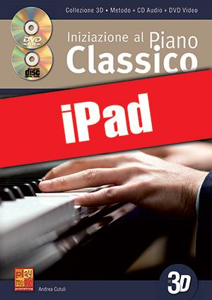 Iniziazione al piano classico in 3D (iPad)