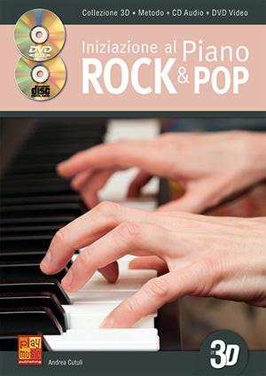 Iniziazione al piano rock & pop in 3D