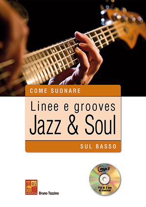 Linee e grooves jazz & soul sul basso