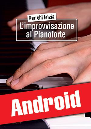 Per chi inizia l'improvvisazione al pianoforte (Android)