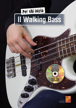 Per chi inizia il walking bass