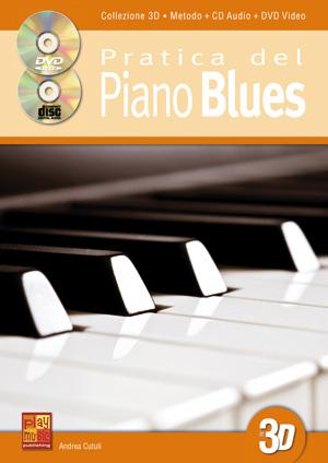 Pratica del piano blues in 3D