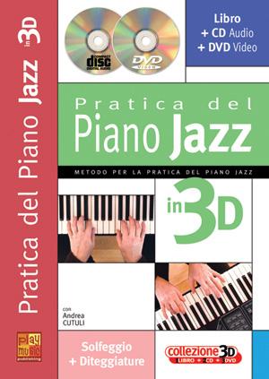 Pratica del piano jazz in 3D