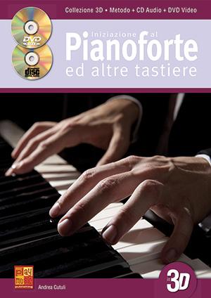 Iniziazione al pianoforte ed altre tastiere in 3D