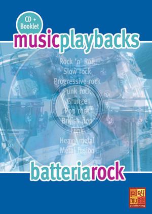 Music Playbacks - Batteria rock