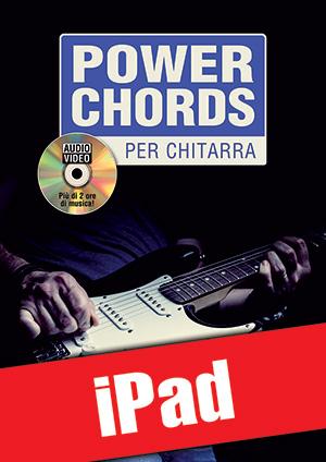 Power chords per chitarra (iPad)