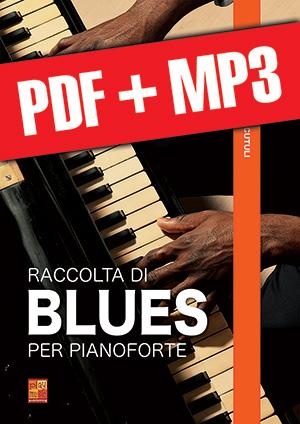 Raccolta di blues per pianoforte (pdf + mp3)