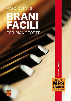 Raccolta di brani facili per pianoforte