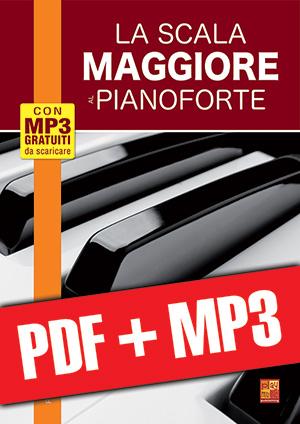 La scala maggiore al pianoforte (pdf + mp3)