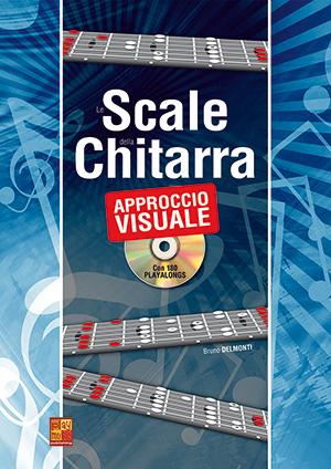 Le scale della chitarra con approccio visuale