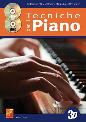 Tecniche per il pianoforte in 3D