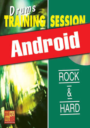 Drums Training Session - Rock & hard (Android)