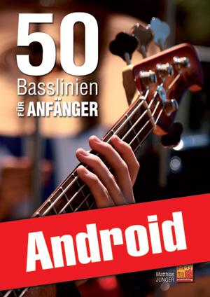 50 Basslinien für Anfänger (Android)