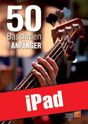 50 Basslinien für Anfänger (iPad)