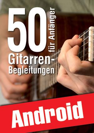 50 Gitarren-Begleitungen für Anfänger (Android)