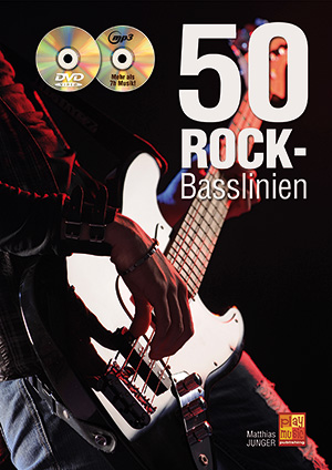 50 Rock-Basslinien