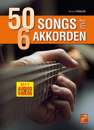 50 Songs mit 6 Akkorden