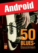 50 Blues-Basslinien (Android)
