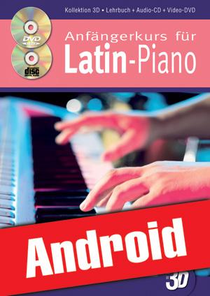 Anfängerkurs für Latin-Piano in 3D (Android)