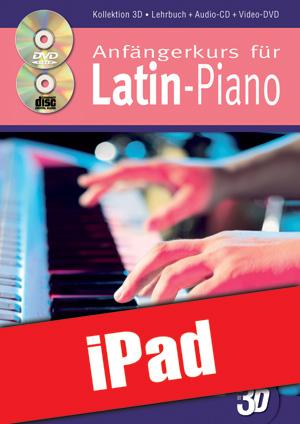 Anfängerkurs für Latin-Piano in 3D (iPad)
