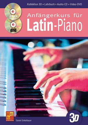 Anfängerkurs für Latin-Piano in 3D