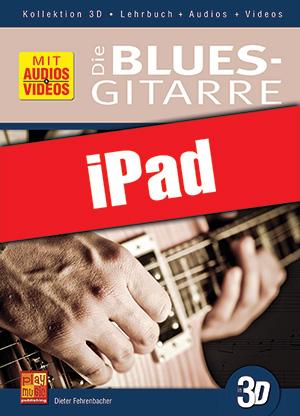 Die Blues-Gitarre in 3D (iPad)