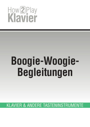 Boogie-Woogie-Begleitungen
