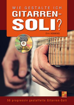 Wie gestalte ich Gitarren-Soli?