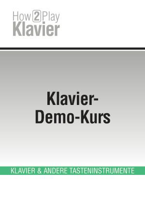 Klavier-Demo-Kurs