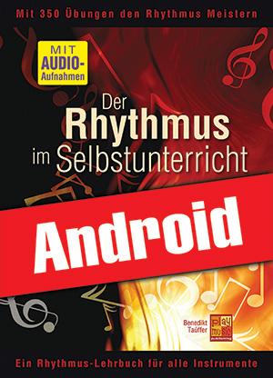 Der Rhythmus im Selbstunterricht - Klavier (Android)