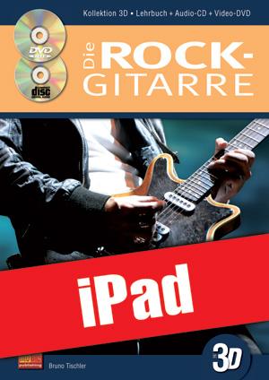 Die Rock-Gitarre in 3D (iPad)