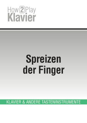 Spreizen der Finger