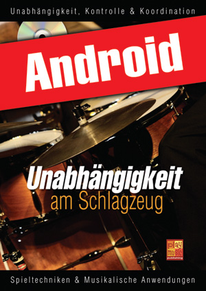 Unabhängigkeit am Schlagzeug (Android)